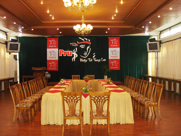Hội thảo tại khách sạn Heritage Huế
