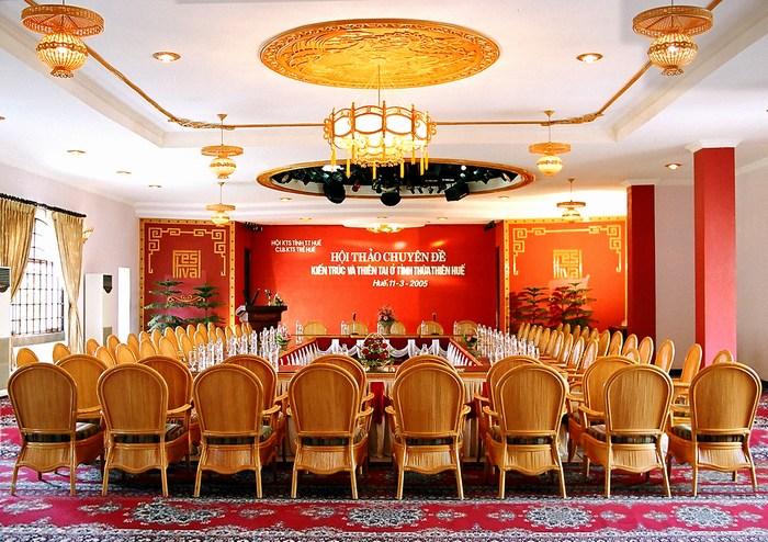 Hội thảo tại khách sạn Festival Huế