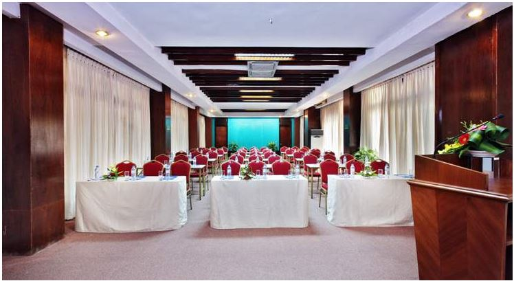 Hội thảo tại khách sạn Century Riverside Huế