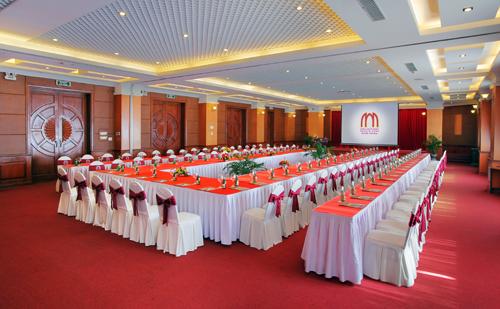 Hội thảo tại khách sạn Sai Gon Morin