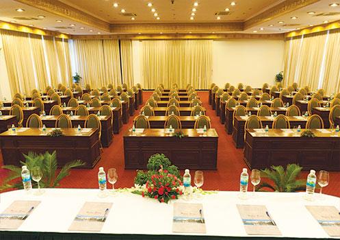 Hội thảo tại khách sạn Hương Giang