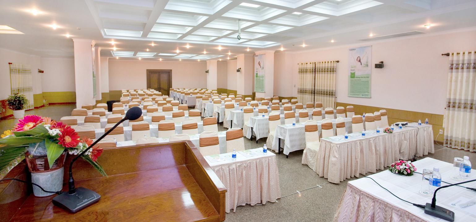 Hội thảo tại khách sạn Golf Cần Thơ