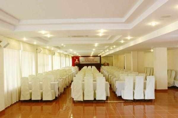 Hội thảo tại Khách sạn Công Đoàn Đồ Sơn