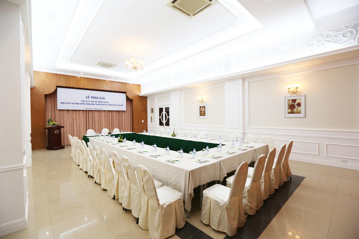 Hội thảo tại Khách sạn Công Đoàn