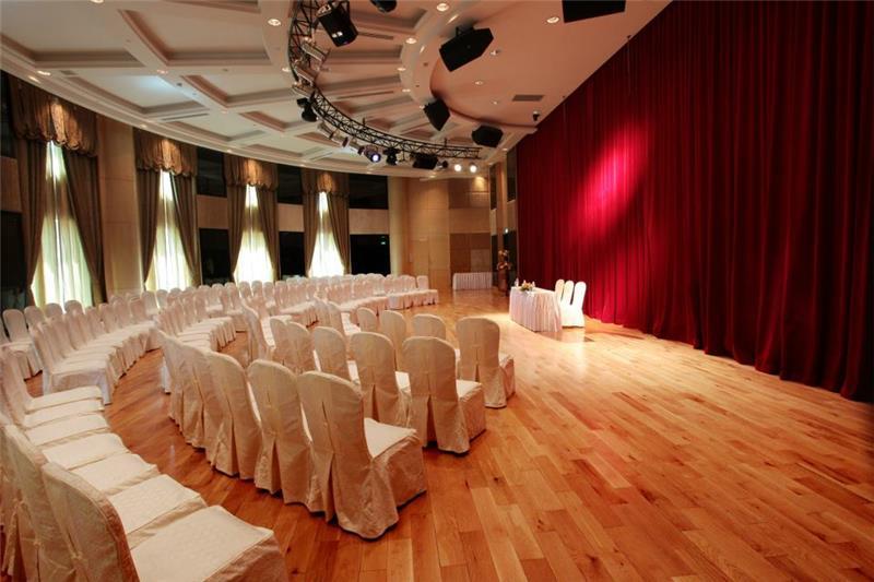 Hội thảo tại Khách sạn Hà Nội Club