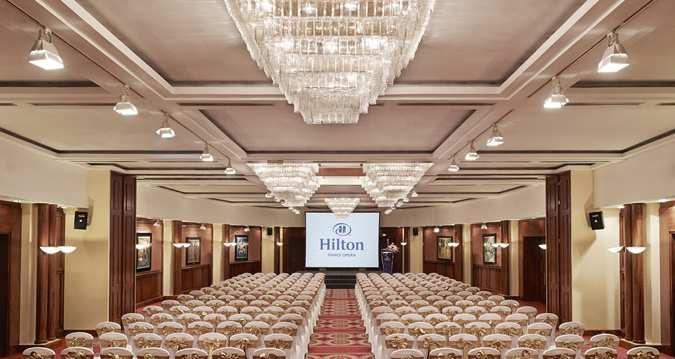 Hội thảo tại Khách sạn Hilton