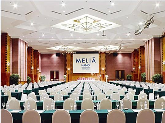 Hội thảo tại Melia Hà Nội