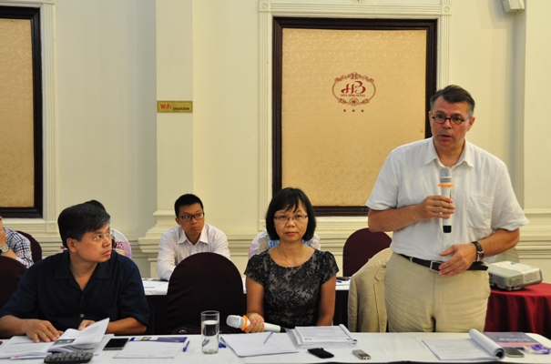 Hội thảo về dự án luật ban hành văn bản quy phạm pháp luật