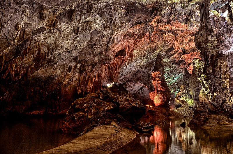 Mê hồn với Tour Đồng Hới - Vũng Chùa - Phong Nha